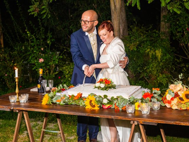 Il matrimonio di Enea e Giulia a Ferrara, Ferrara 111