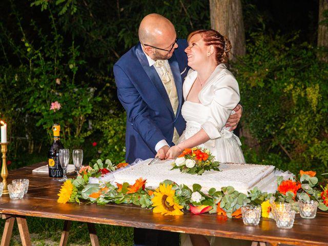 Il matrimonio di Enea e Giulia a Ferrara, Ferrara 112