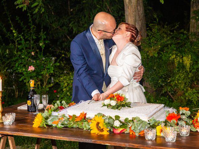 Il matrimonio di Enea e Giulia a Ferrara, Ferrara 113