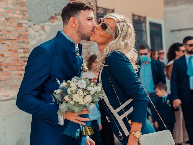 Il matrimonio di Nicola e Roberta a Comacchio, Ferrara 47