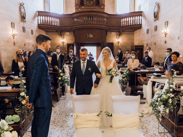 Il matrimonio di Nicola e Roberta a Comacchio, Ferrara 57
