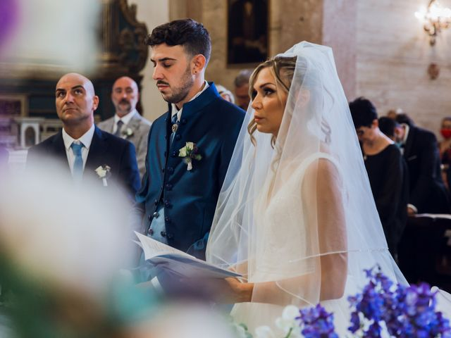 Il matrimonio di Nicola e Roberta a Comacchio, Ferrara 64