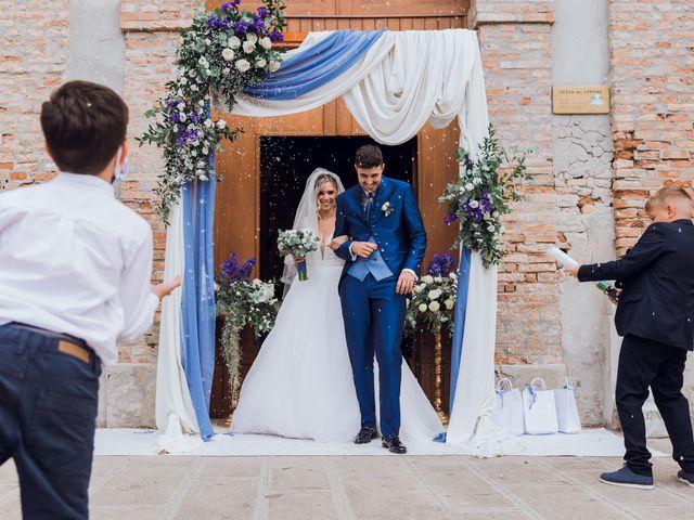 Il matrimonio di Nicola e Roberta a Comacchio, Ferrara 68