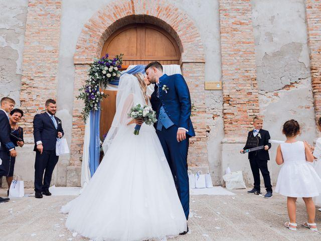 Il matrimonio di Nicola e Roberta a Comacchio, Ferrara 71