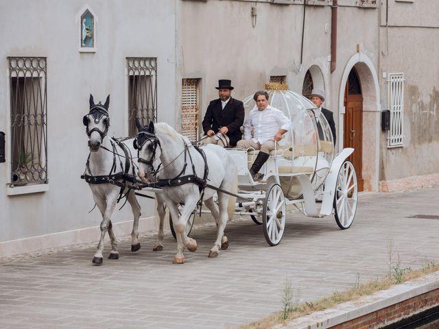 Il matrimonio di Nicola e Roberta a Comacchio, Ferrara 86
