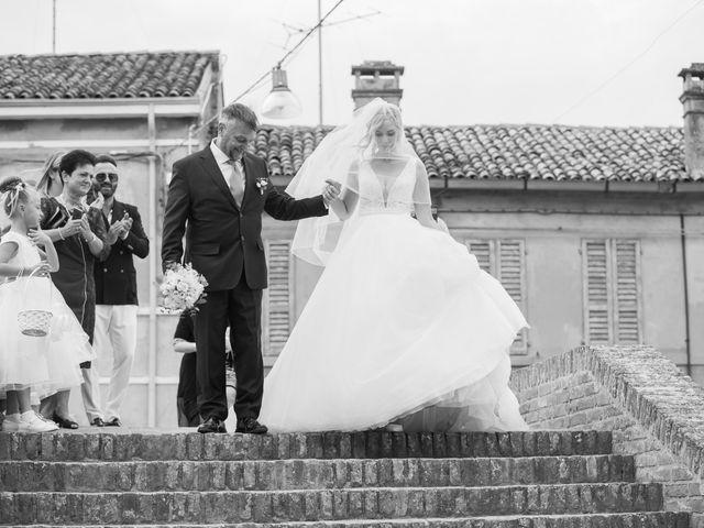Il matrimonio di Nicola e Roberta a Comacchio, Ferrara 88