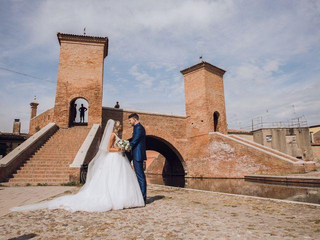 Il matrimonio di Nicola e Roberta a Comacchio, Ferrara 95