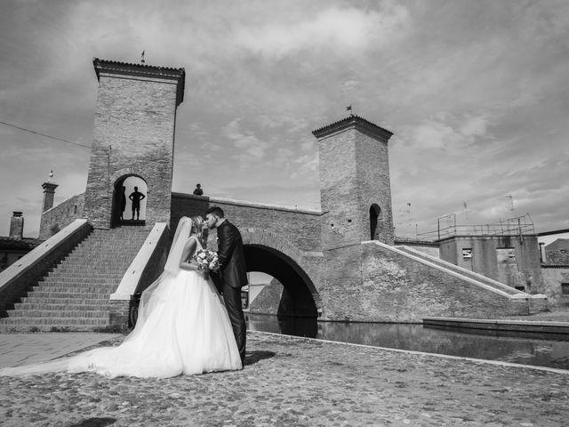 Il matrimonio di Nicola e Roberta a Comacchio, Ferrara 97