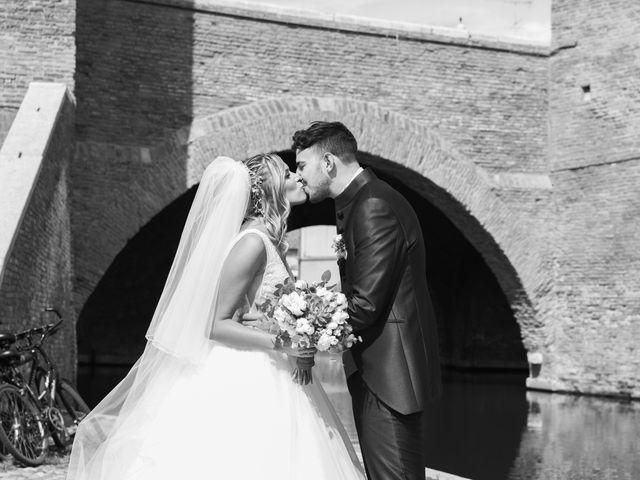 Il matrimonio di Nicola e Roberta a Comacchio, Ferrara 98