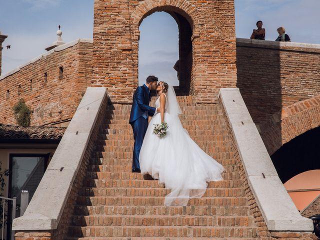 Il matrimonio di Nicola e Roberta a Comacchio, Ferrara 99