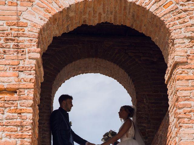 Il matrimonio di Nicola e Roberta a Comacchio, Ferrara 100