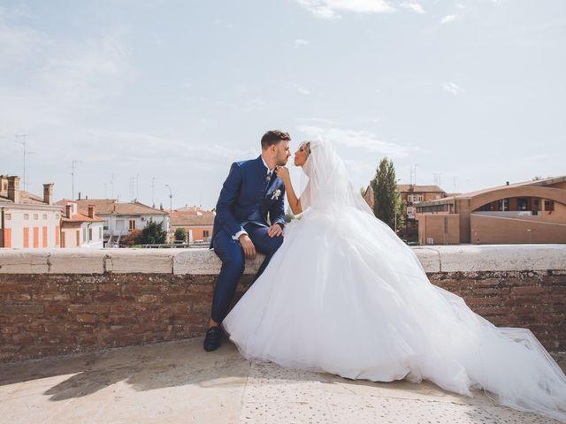 Il matrimonio di Nicola e Roberta a Comacchio, Ferrara 101