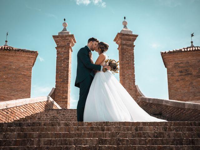 Il matrimonio di Nicola e Roberta a Comacchio, Ferrara 104