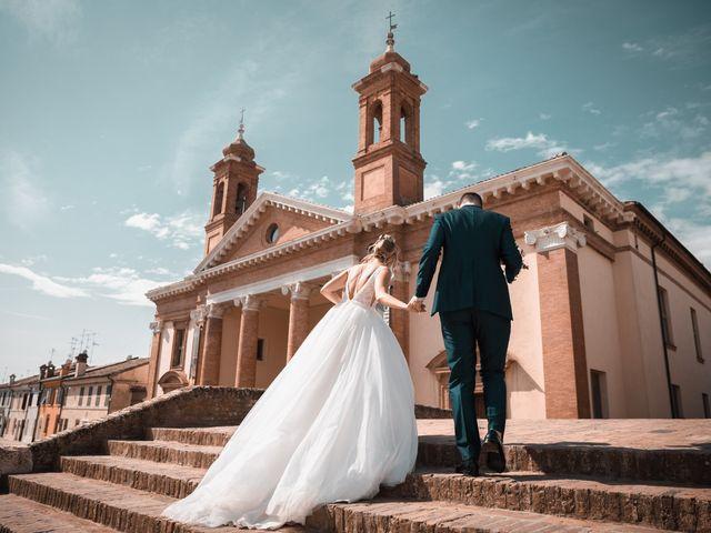 Il matrimonio di Nicola e Roberta a Comacchio, Ferrara 105