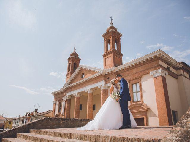 Il matrimonio di Nicola e Roberta a Comacchio, Ferrara 1