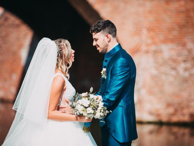Il matrimonio di Nicola e Roberta a Comacchio, Ferrara 107