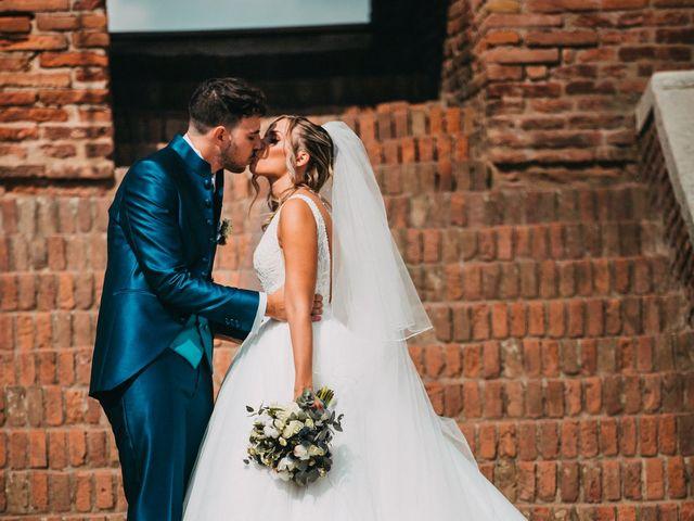 Il matrimonio di Nicola e Roberta a Comacchio, Ferrara 109