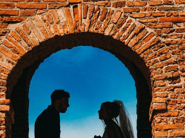 Il matrimonio di Nicola e Roberta a Comacchio, Ferrara 110