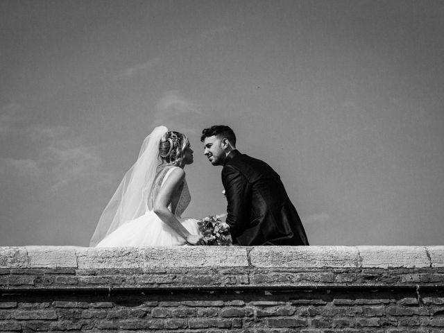 Il matrimonio di Nicola e Roberta a Comacchio, Ferrara 112