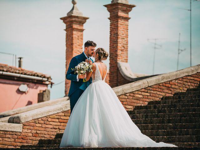 Il matrimonio di Nicola e Roberta a Comacchio, Ferrara 113
