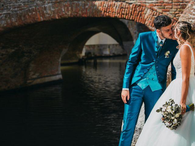 Il matrimonio di Nicola e Roberta a Comacchio, Ferrara 115