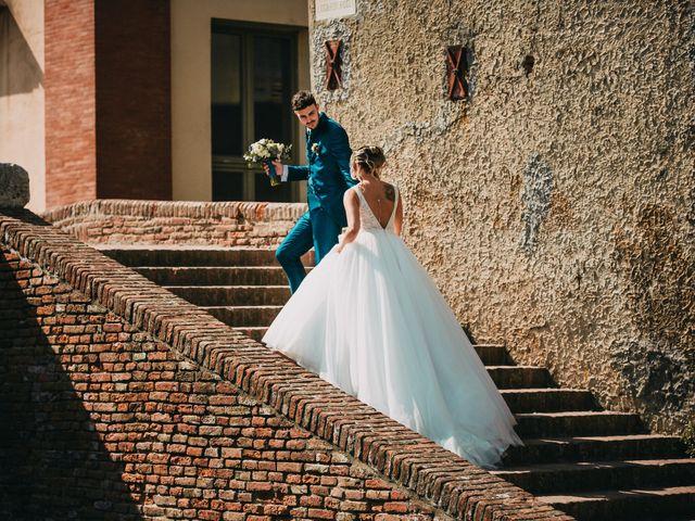 Il matrimonio di Nicola e Roberta a Comacchio, Ferrara 117