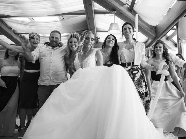 Il matrimonio di Nicola e Roberta a Comacchio, Ferrara 125