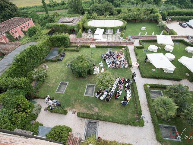 Il matrimonio di Daniele e Vui Sian a Bevilacqua, Verona 1