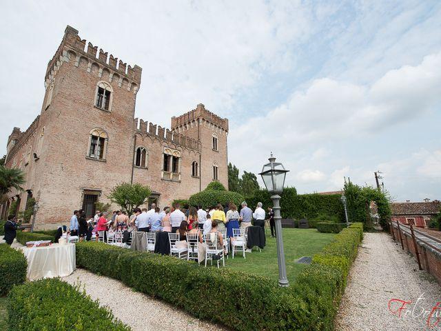 Il matrimonio di Daniele e Vui Sian a Bevilacqua, Verona 7