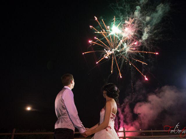 Il matrimonio di Daniele e Vui Sian a Bevilacqua, Verona 2