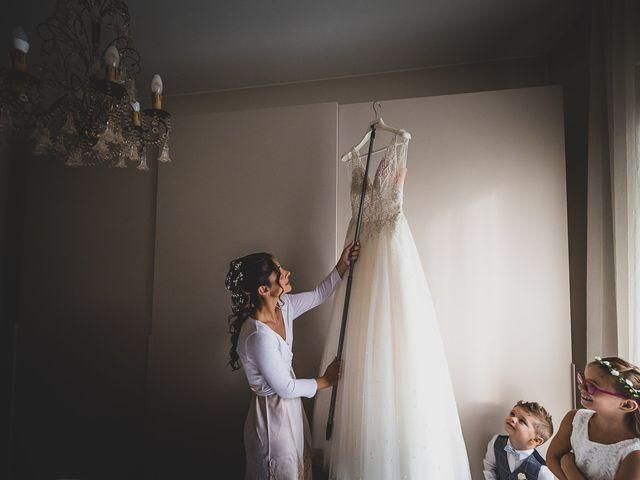 Il matrimonio di Antonio e Cristina a Monza, Monza e Brianza 8