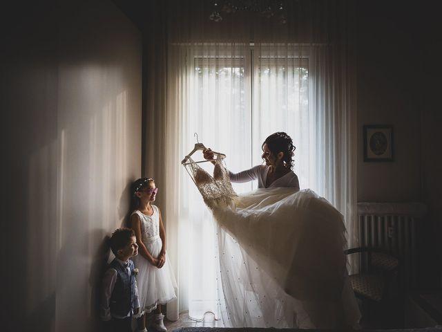 Il matrimonio di Antonio e Cristina a Monza, Monza e Brianza 9
