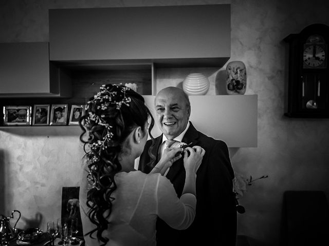 Il matrimonio di Antonio e Cristina a Monza, Monza e Brianza 10