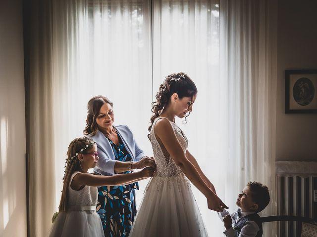 Il matrimonio di Antonio e Cristina a Monza, Monza e Brianza 13