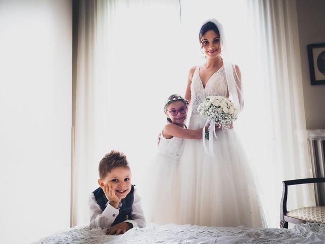 Il matrimonio di Antonio e Cristina a Monza, Monza e Brianza 16