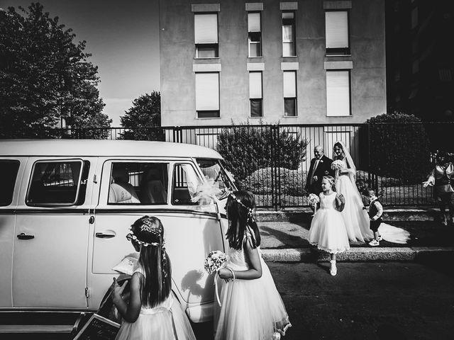Il matrimonio di Antonio e Cristina a Monza, Monza e Brianza 17