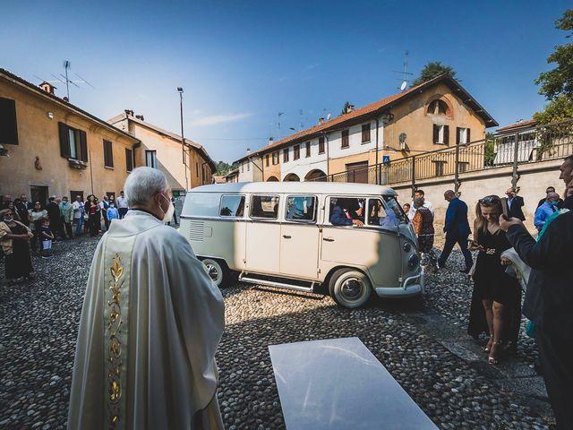 Il matrimonio di Antonio e Cristina a Monza, Monza e Brianza 19