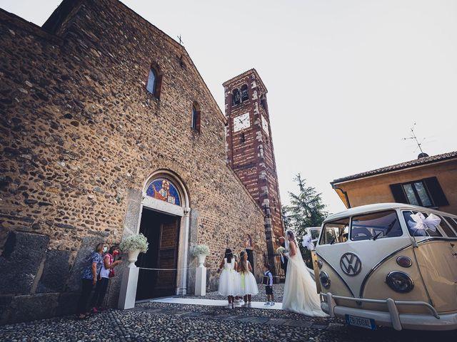 Il matrimonio di Antonio e Cristina a Monza, Monza e Brianza 20