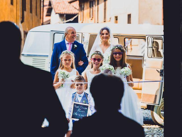 Il matrimonio di Antonio e Cristina a Monza, Monza e Brianza 21
