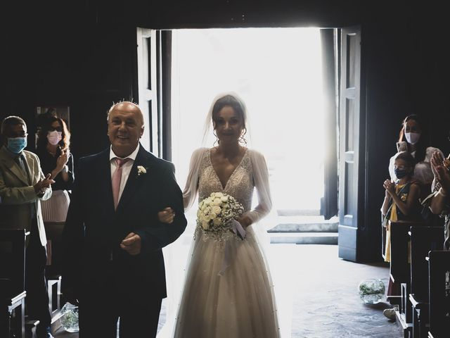 Il matrimonio di Antonio e Cristina a Monza, Monza e Brianza 22