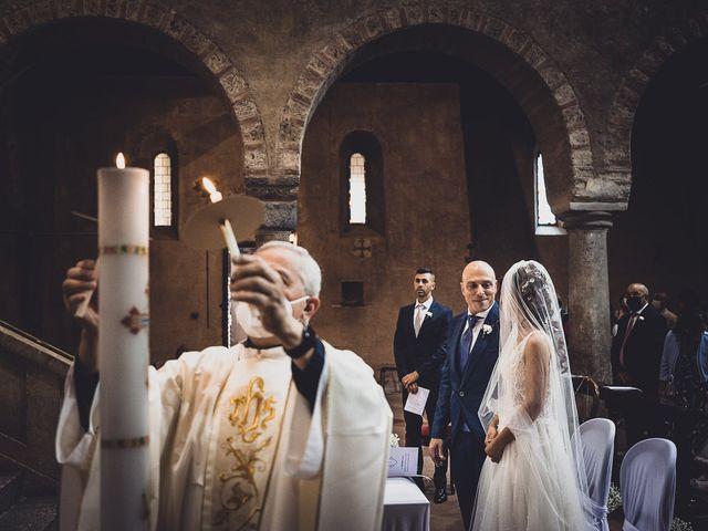 Il matrimonio di Antonio e Cristina a Monza, Monza e Brianza 24