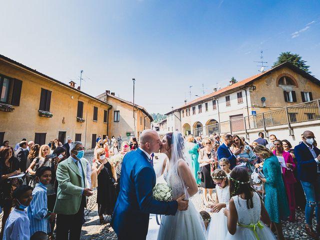 Il matrimonio di Antonio e Cristina a Monza, Monza e Brianza 39