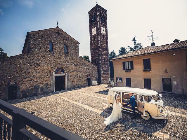 Il matrimonio di Antonio e Cristina a Monza, Monza e Brianza 42
