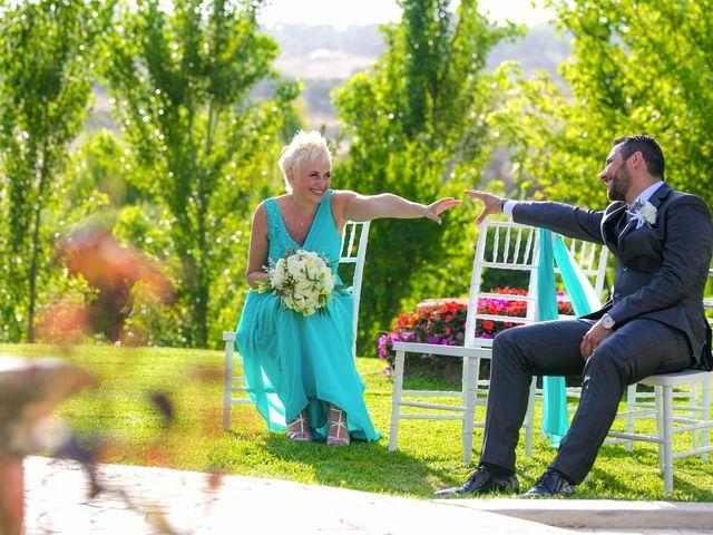 Le nozze di Wanda e Antonio