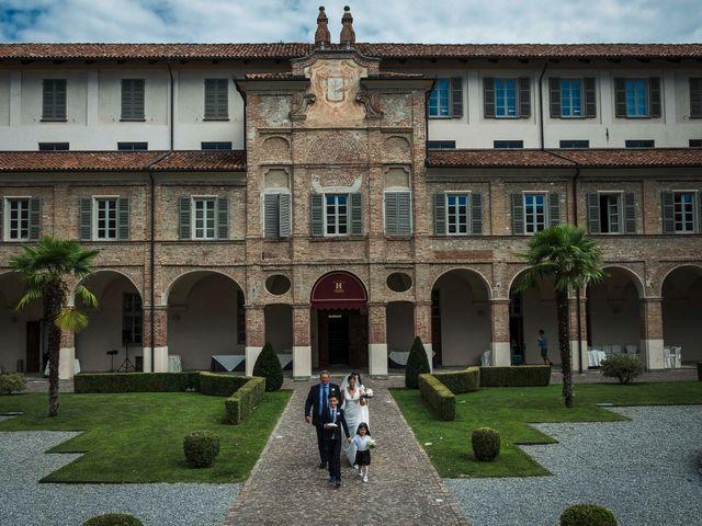 Il matrimonio di Luca e Alice a Cherasco, Cuneo 19