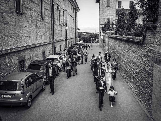 Il matrimonio di Luca e Alice a Cherasco, Cuneo 20