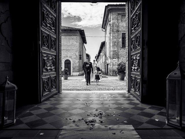 Il matrimonio di Luca e Alice a Cherasco, Cuneo 21