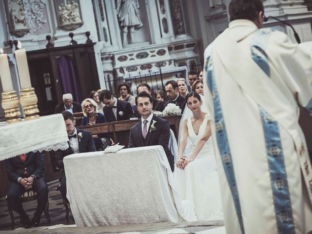 Il matrimonio di Luca e Alice a Cherasco, Cuneo 26