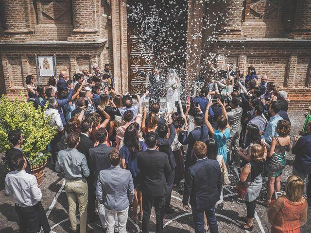 Il matrimonio di Luca e Alice a Cherasco, Cuneo 30