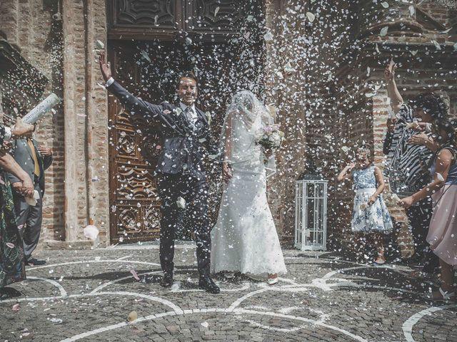 Il matrimonio di Luca e Alice a Cherasco, Cuneo 31